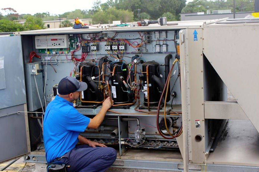 How Do You When To Service Your Commercial HVAC?