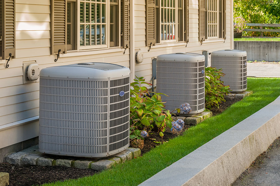 Heating, Ventilation & Air Conditioning Units